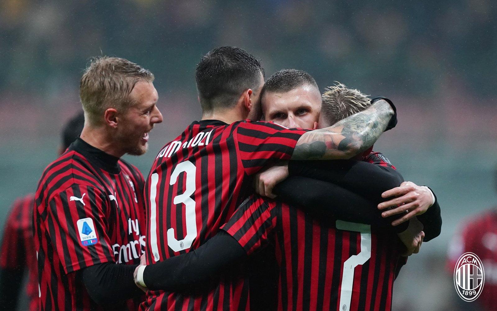 Milan kthehet te fitorja  mposht Torinon