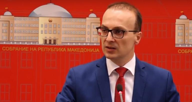 Milloshoski do të dorëzojë  bombën  në Prokurori te Ruskovska