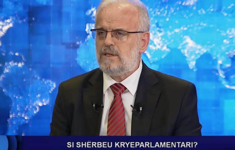 A i shërbeu Talat Xhaferi  VMRO së në Kuvend