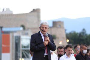 Ali Ahmeti nga Ura e Gurit  Kërkesat tona janë legjitime  sot Kryeministrin nesër Kryetarin e shtetit